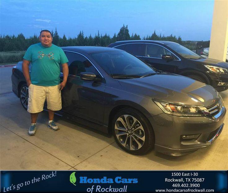 https://flic.kr/p/NZrV2B | #HappyBirthday Marcos from Kiara Campos at Honda Cars of Rockwall! | www.deliverymaxx.com/DealerReviews.aspx?DealerCode=VSDF