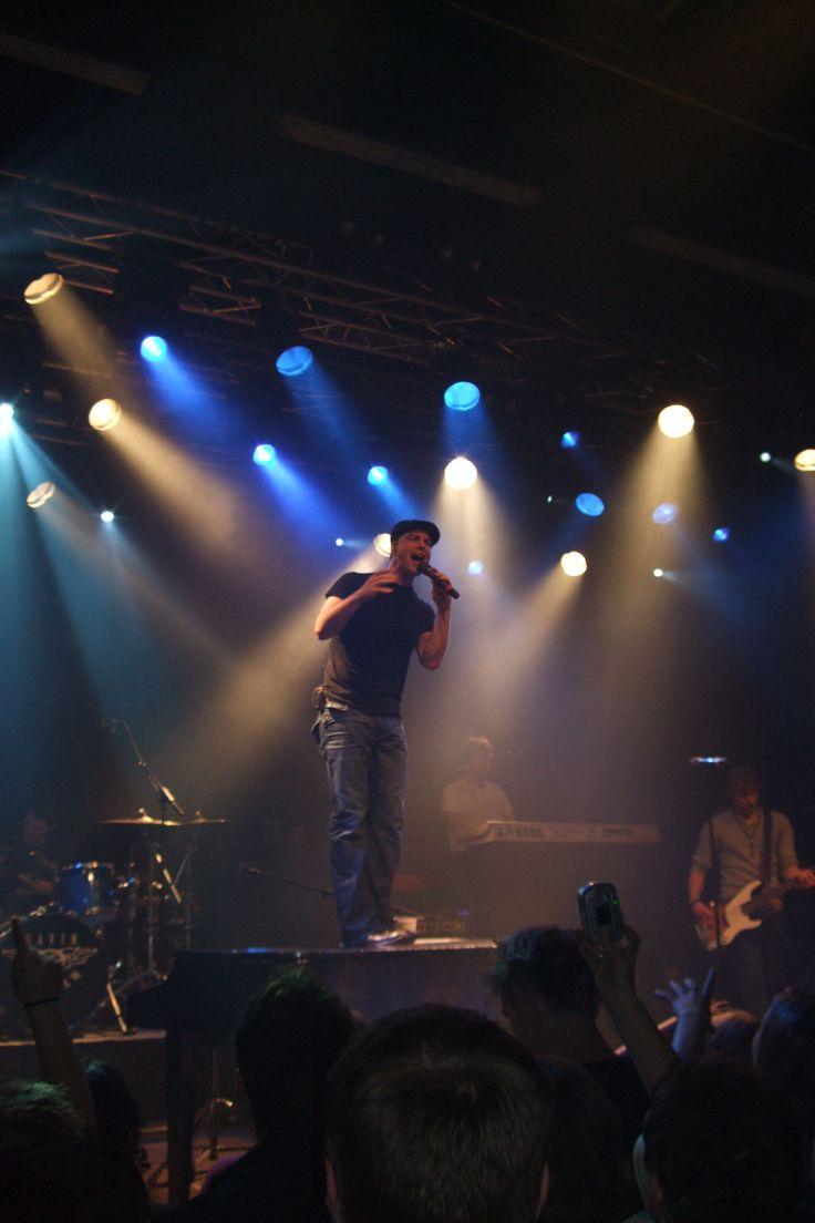 Gavin Degraw - Train - Aarhus 2008