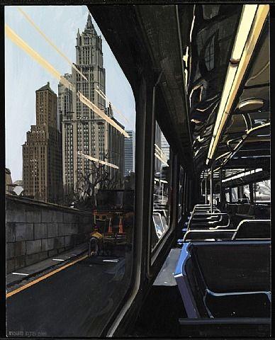 Richard Estes, Untitled