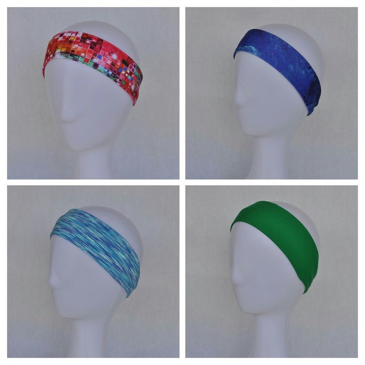 New photos to show off my headbands... so great for a work out.