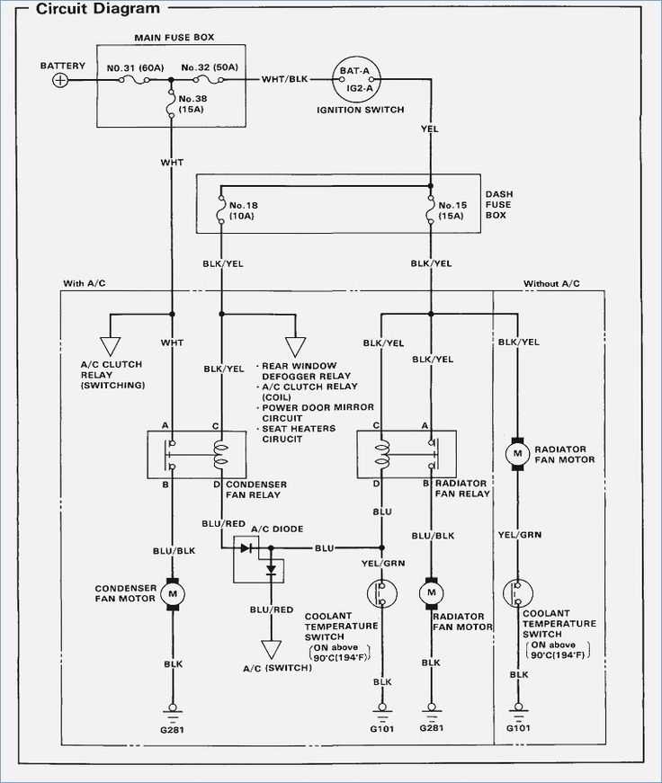 Eg fuel pump wiring diagram