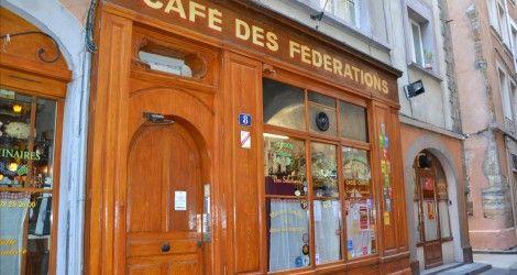 Café des Fédérations - Restaurants – Entre 20 et 30 € - Page 224 - Recommandé par le Petit Paume 2014 www.petitpaume.com #lyon #PetitPaumé #RPPP #2014