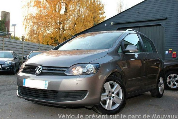 OCCASION VOLKSWAGEN GOLF PLUS (2) 1.6 TDI 105 BLUEMOTION TRENDLINE DSG7