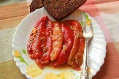 Закуска из перцев.