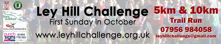 Ley Hill Challenge is a Running race located in Ley Hill, Chesham, Bucks. United Kingdom.