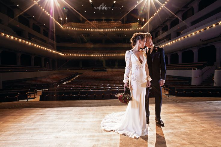 Stay in the spotlight on your wedding day!