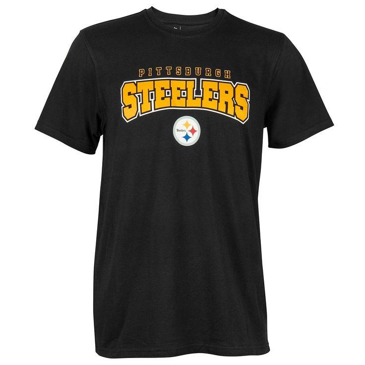 Herren New Era American Football T-Shirt von den  Pittsburgh Steelers  im Ultra Fan Style.         Eigenschaften :        Hochwertiges Pittsburgh Steelers T-Shirt mit stylischem Ultra Fan-Print. Auf der Vorderseite sind...