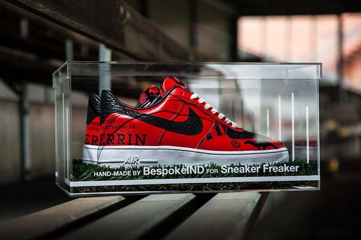 Melbourne Rules: Sneaker Freaker Customs by BespokeIND - Sneaker Freaker