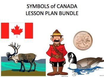 $ Symbols of Canada Lesson Plan