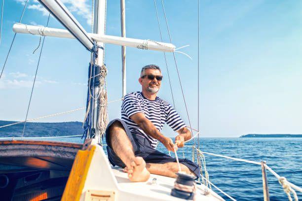 60 Top Strong Sail Man Yacht Pictures Photos Images Dengan