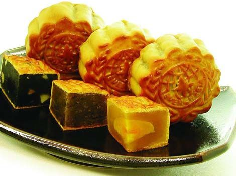 Chinese Mooncakes and the Mid-Autumn Festival