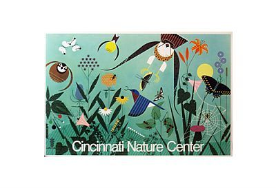 Cincinnati Nature Poster: Summer