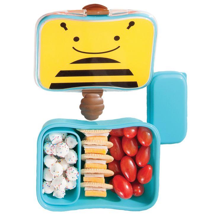 Skip Hop Zoo lunch kits