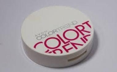 Pó Compacto Color Trend da Avon |