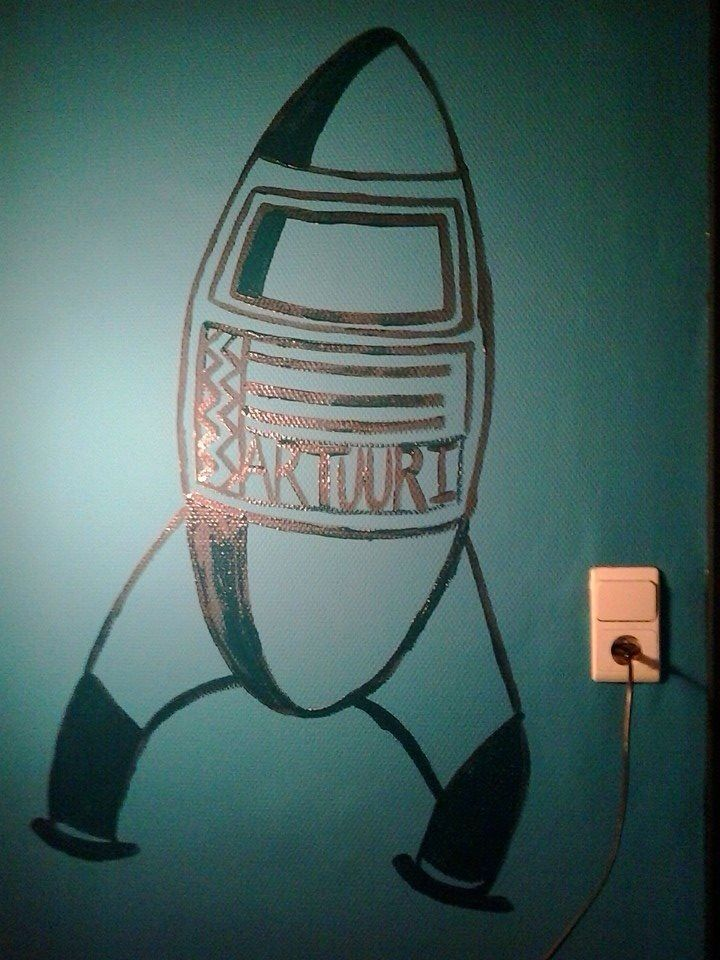Kamer Artuur: thema ruimte