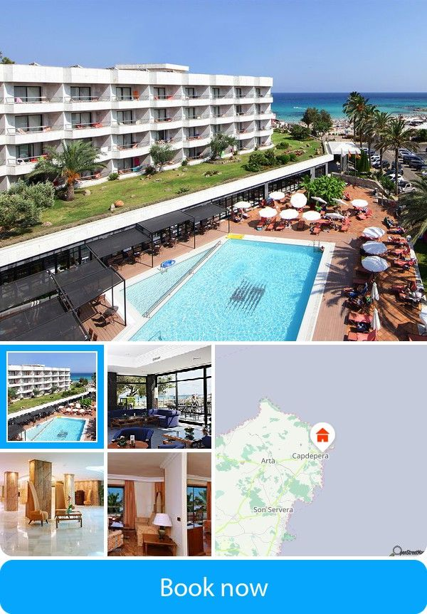 Serrano Palace (Cala Ratjada, Spain) – Book this hotel at the cheapest price on sefibo.