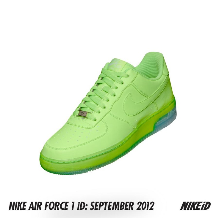 Nike Air Force 1 iD - Reflective Synthetic