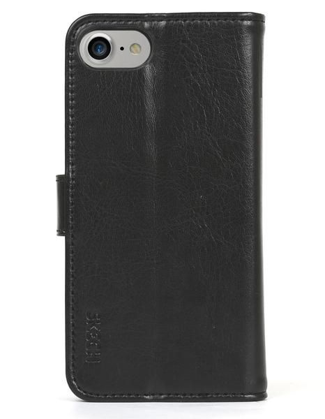 Skech Polobook Detachable case for iPhone 7/6S Features: Book-style design Leather-look finish Built-in wallet Detachable hard case Gentle magnetic flap Viewing position stand Full body protection Full acces