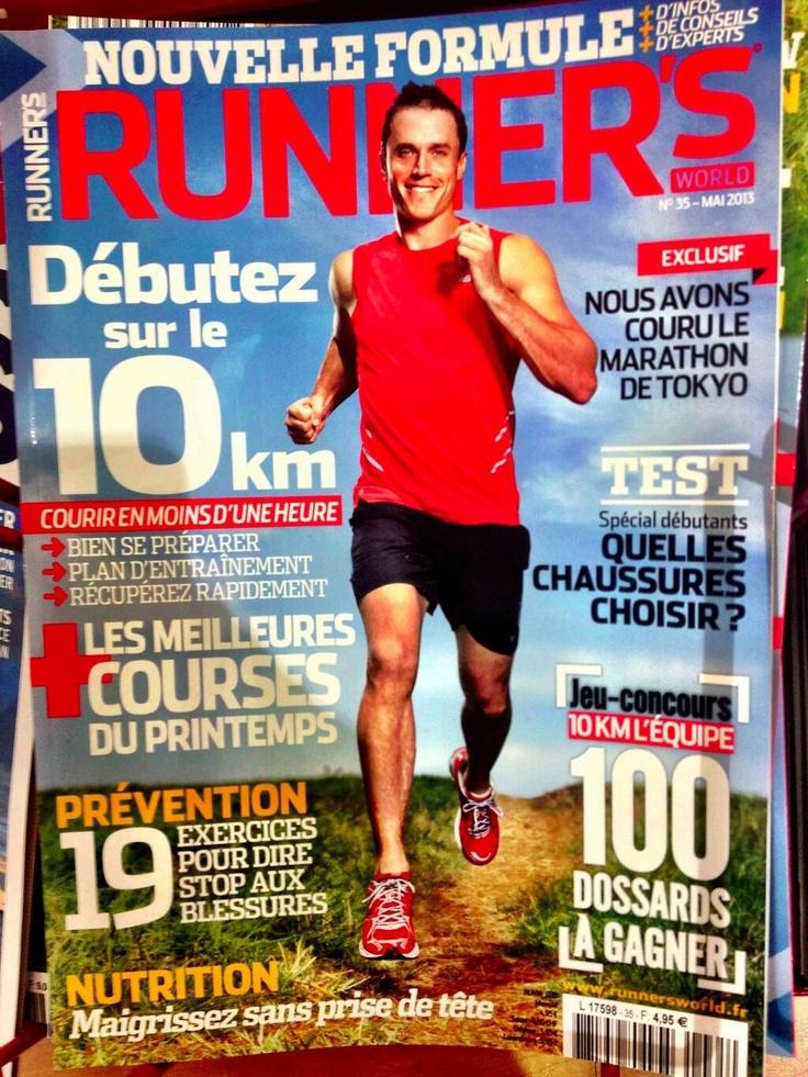Parlez vous francais? Runner's World France!