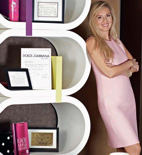 Elena's Bookcase