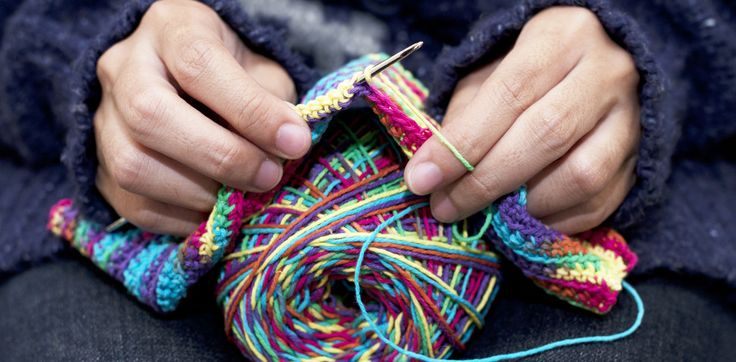 Knitting your way to a healthier, happier mind. Read about the connection between neuroscience and knitting on 'The Conversation' website. The Neural Knitworks project recently resulted in hundreds of neurons adorning the library at Queensland University of Technology.