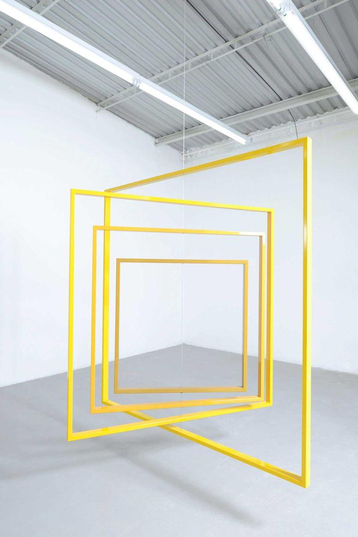 Jose Davila's Gravity-Defying Sculptures…