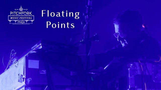 Floating Points | Pitchfork Music Festival Paris 2016 | Full Set | Pitch...