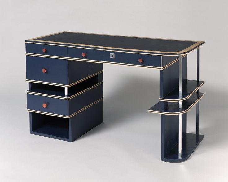 art moderne furniture. early streamlined furniture usa via art deco moderne