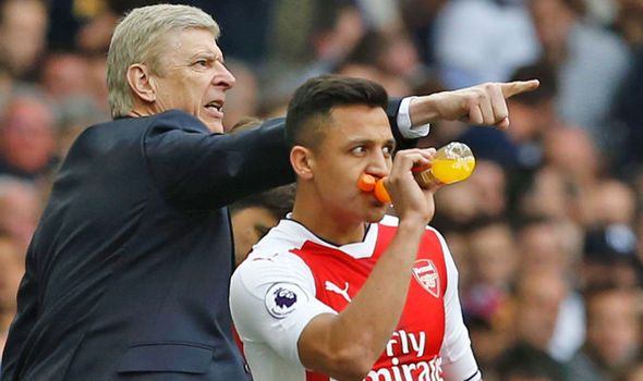 Arsene Wenger on Alexis Sanchez: 'One day he will go and Arsenal will go on'   via Arsenal FC - Latest news gossip and videos http://ift.tt/2v9dOQy  Arsenal FC - Latest news gossip and videos IFTTT