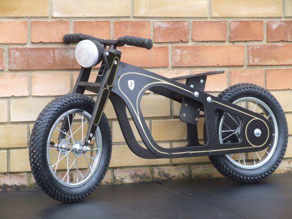 Zundapp Balance Bike Oldtimer Style Bike For Beginners Fahrrad