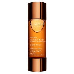 L'autobronzant sur mesure, l'Addition Concentré Eclat de Clarins #clarins #autobronzant #tan #additionconcentre #soin