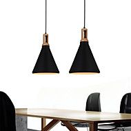 Chandelier+,++Modern/Contemporary+Painting+Feature+for+Mini+Style+MetalDining+Room++/+Study+Room/Office+/+Kids+–+EUR+€+152.59