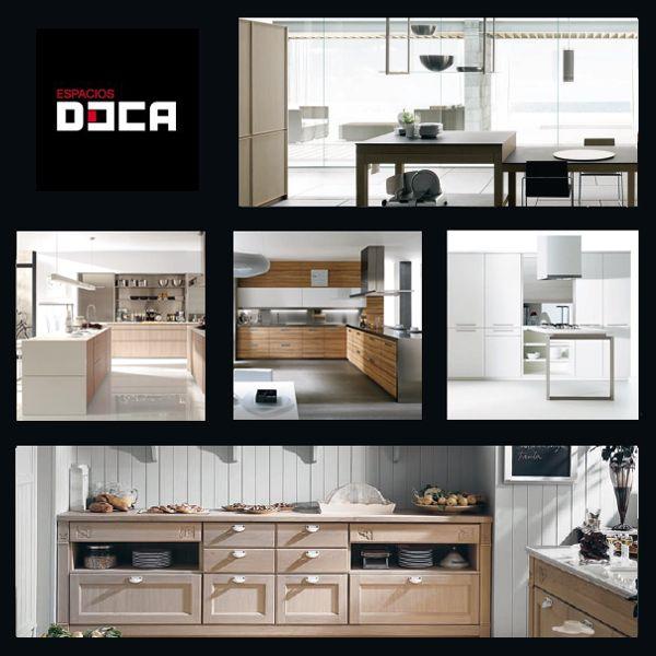 Mejores 111 imágenes de Cocinas Doca en Pinterest | Cocinas ...