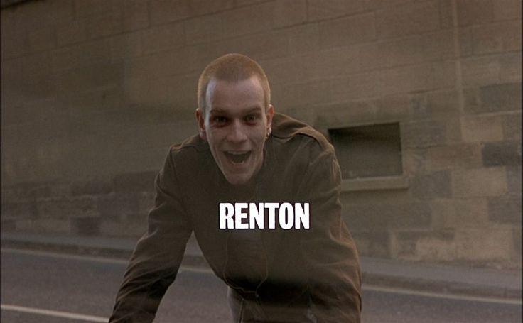 Renton Trainspotting HD Wallpaper