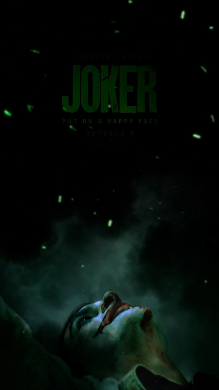 Animated Video GIF DC Comics Joker 2019