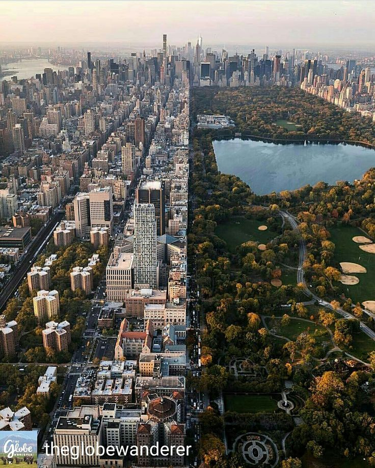 Credit to @theglobewanderer : Autumn in Central Park Photography by @craigbeds #TheGlobeWanderer
