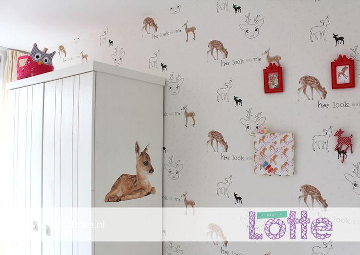 www.doorlotte.nl Babykamer Juul