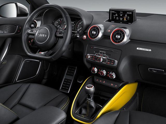 Introducing: The 2015 Audi S1 Quattro