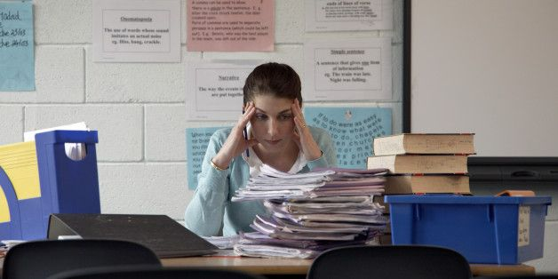 The One Trick That Can Reduce Daily Stress In The Classroom