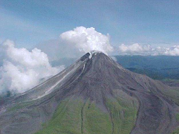 Vulcano Bagana, Papua Nuova Guinea