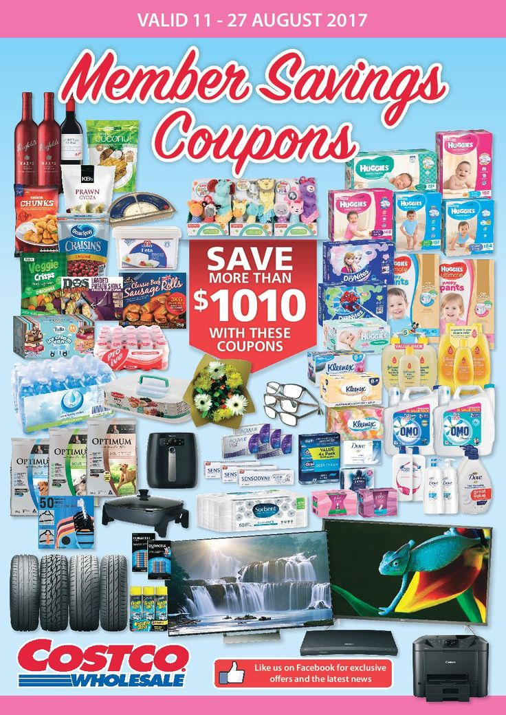 Costco Catalogue Coupon 11 - 27 August 2017 - http://olcatalogue.com/costco/costco-catalogue.html