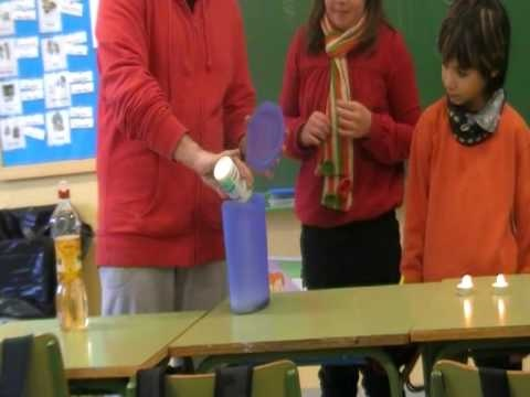 Recursos d'experimentació per a Educació Infantil i Primària