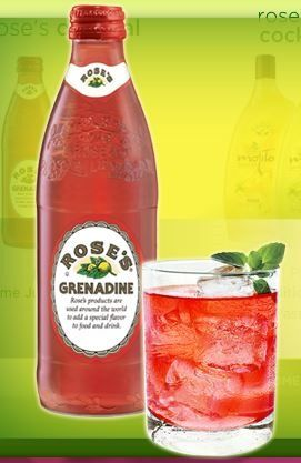 Non-alcoholic cocktails made easy with Rose's Grenadine