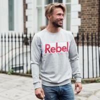 Rebel Frame   Oxford Grey - Mannen