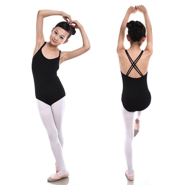 >> Click to Buy << Cute Fashion  Child Kids Sleeveless Leotard Girls Cotton Ballet Dancewear Gymnastics Leotards #Affiliate