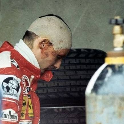 Niki Lauda !!