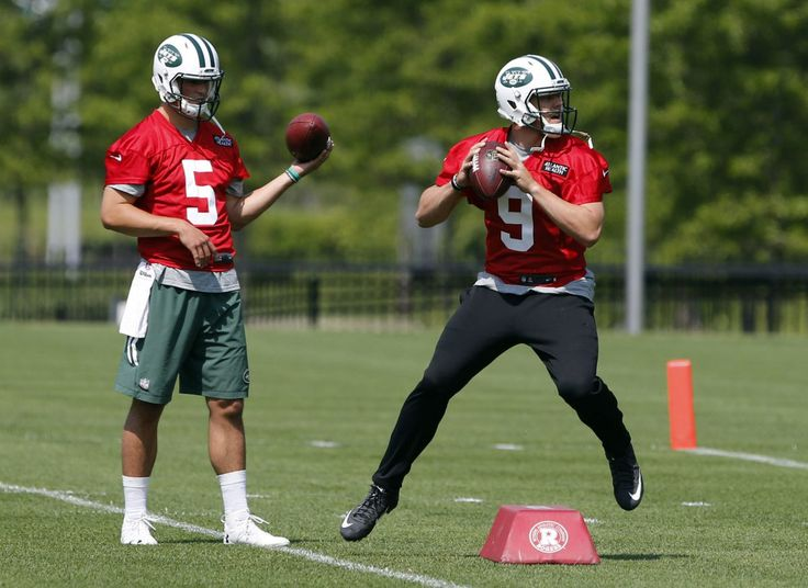 What does Jets depth chart look like at OTAs?