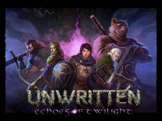 Unwritten: Echoes of Twilight by Druid Gameworks — Kickstarter