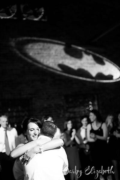 Batman Wedding Details