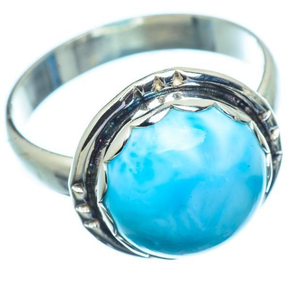 Larimar Ring Size 10